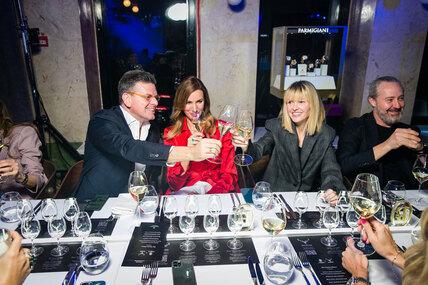 Как прошел ужин Parmigiani Fleurier иThe Dalmore