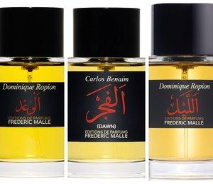 Новая коллекция Desert Gem Editions de Parfums Frederic Malle