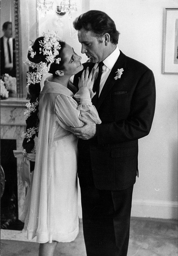 Элизабет Тейлор, 1964 год