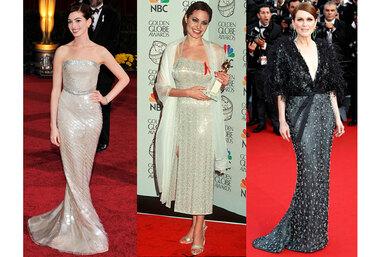 10 самых красивых платьев Armani, которые мы никогда незабудем