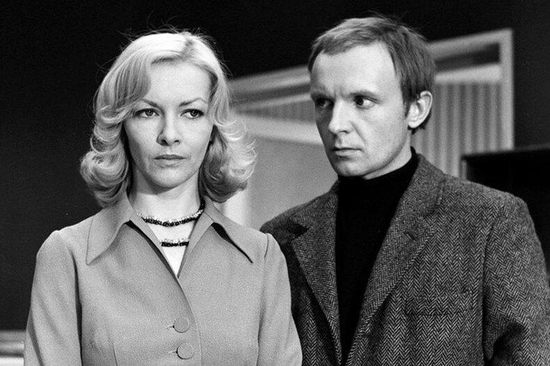 Теплая ностальгия: Андрей Мягков + Барбара Брыльска иеще 6 самых красивых пар измира кино
