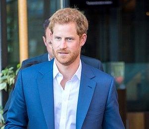 Принц Гарри поделился переживаниями по поводу отцовства