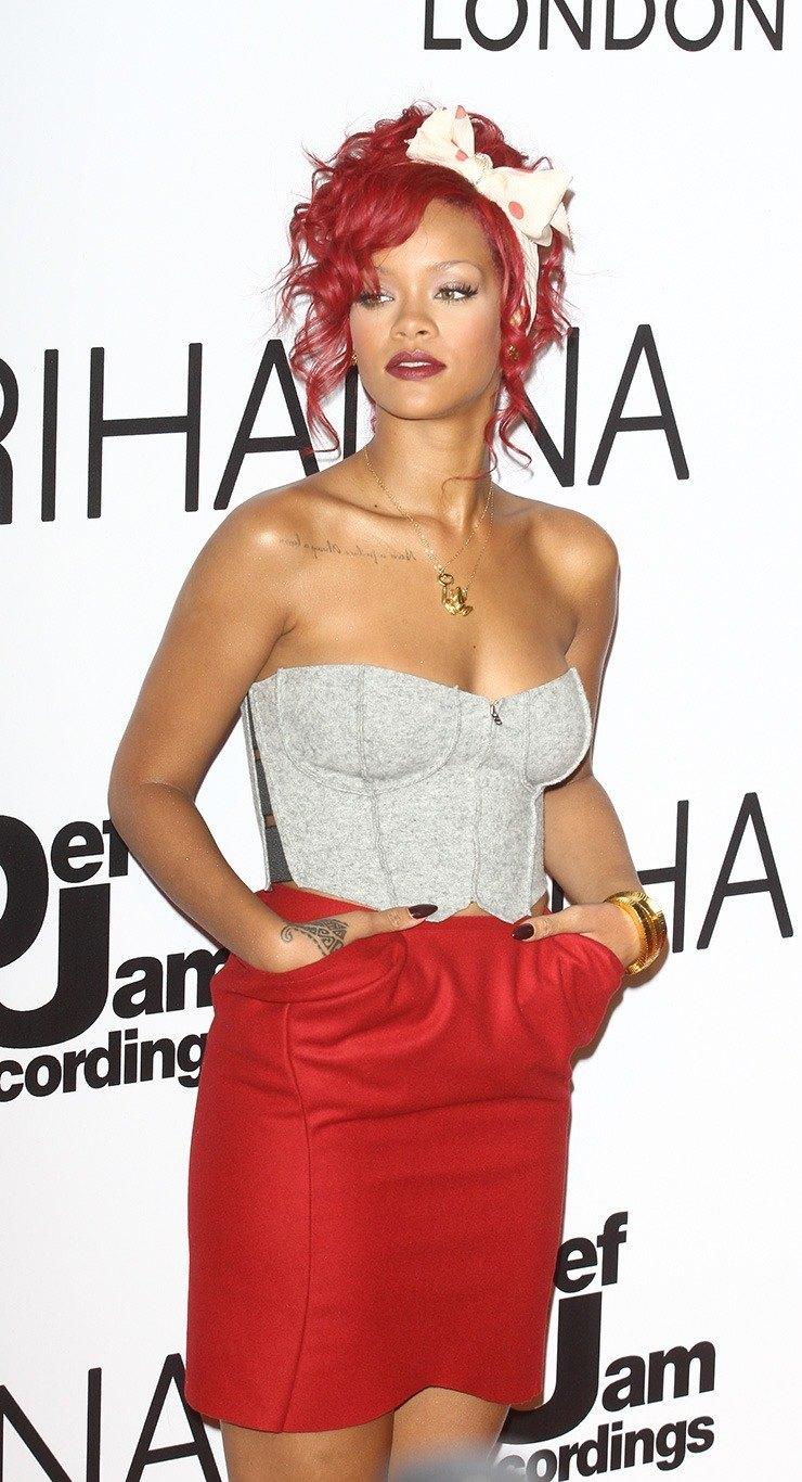 Рианна 2010 год