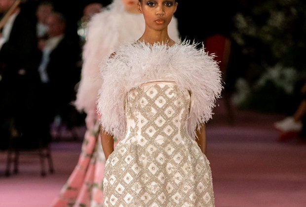 Неделя моды вЛондоне: надежда насветлое будущее напоказе Richard Quinn