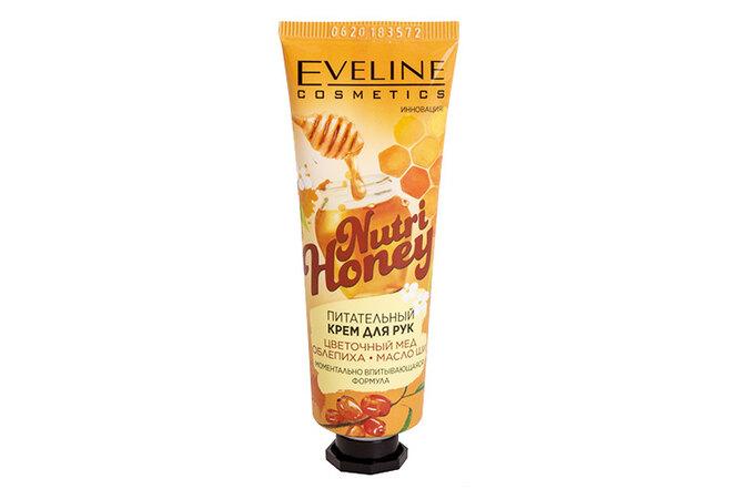 Питательный крем для рук Nutri Honey, Eveline Cosmetics
