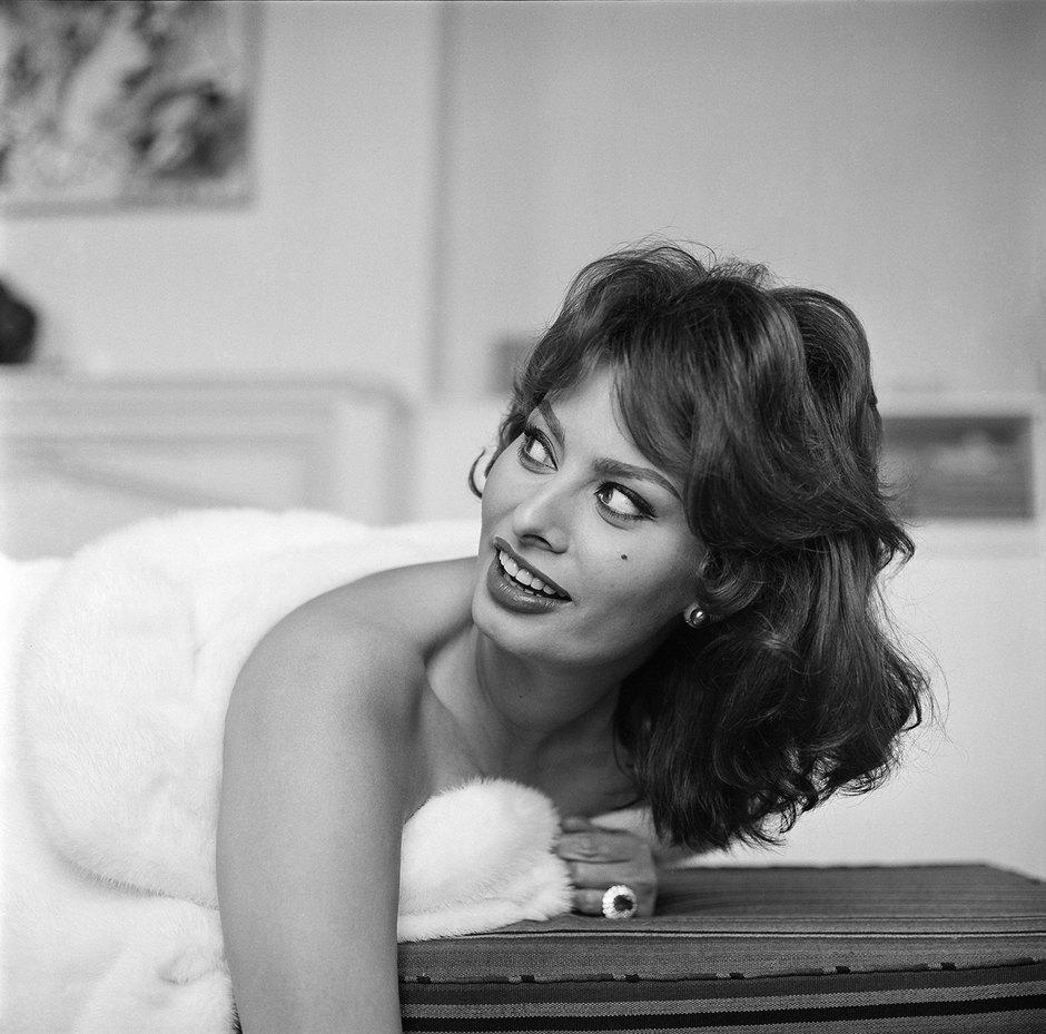 Софи Лорен, 1954 год