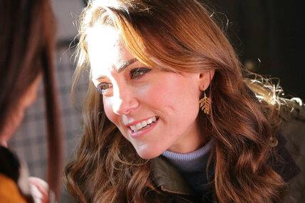 Кейт Миддлтон призналась, что незнает, как справляться сдетскими истериками