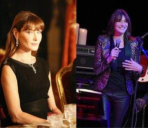 Из первой леди в королеву шансона: как изменилась Карла Бруни за 10 лет
