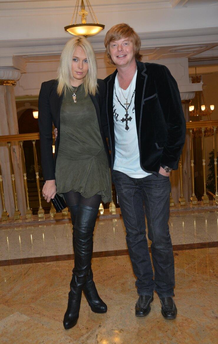Андрей Григорьев-Апполонов сэкс-женой