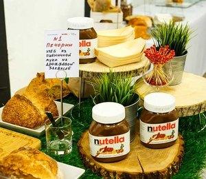 Батон à la carte: нафестивале «Хлебокультура» выбрали идеальный хлеб сNutella