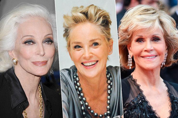 Сколько-сколько лет? Знаменитости, которые выглядят привлекательно после 60