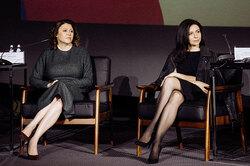 Время женщин: врамках ММКФ прошла панельная дискуссия сучастием Марины Жигаловой, Алисы Хазановой идругих экспертов