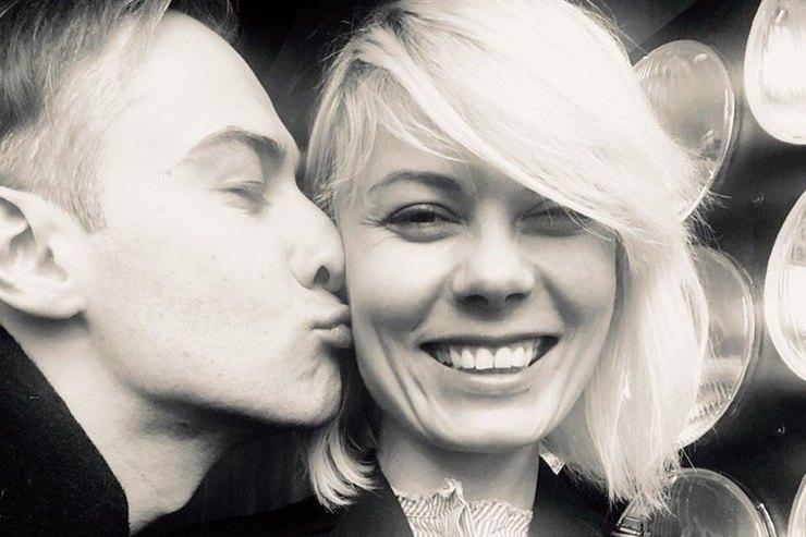 Теперь официально: Дмитрий Шепелев впервые показал свою возлюбленную