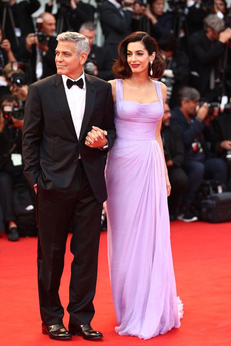 Джордж иАмаль Клуни