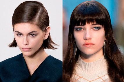 Как постричься осенью-2020: косая челка, короткий боб идругие модные варианты