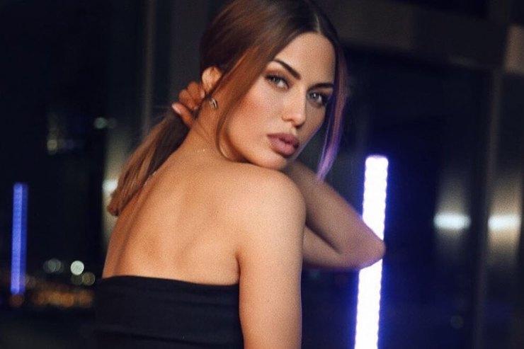 Виктория Боня валом платье соткрытой спиной покорила мужчин вМонако