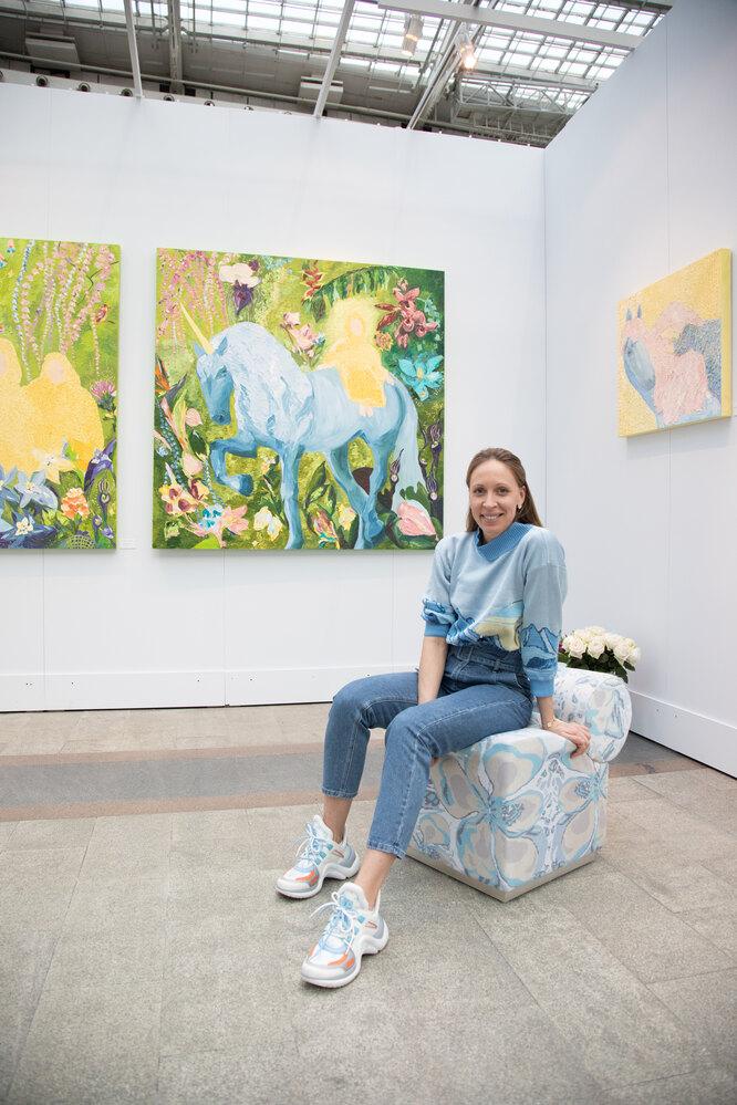Екатерина Комбарова