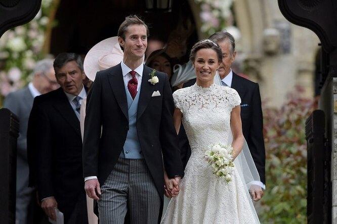 Журналисты выяснили, где проведут медовый месяц Пиппа Миддлтон иее муж