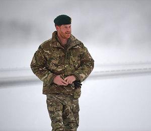 Принц Гарри сбежал от Меган Маркл в Норвегию в День святого Валентина
