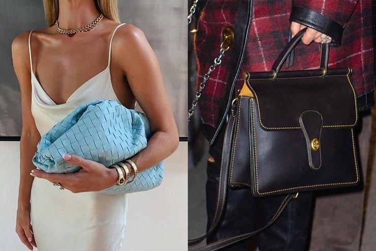 5 любимых сумок знаменитостей, скоторыми они почти нерасстаются