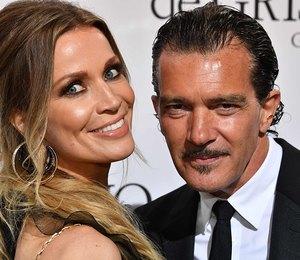СМИ: 56-летний Антонио Бандерас тайно обручился с возлюбленной
