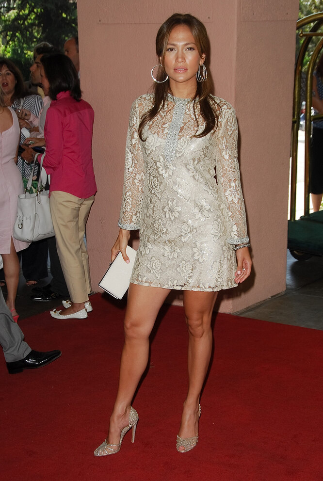 Дженнифер Лопес в 2007 году