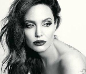 Анджелина Джоли снова сильно похудела