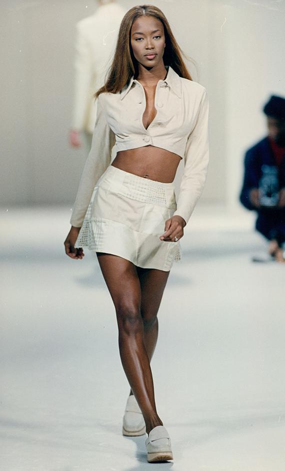фото знаменитых моделей Наоми Кэмпбелл