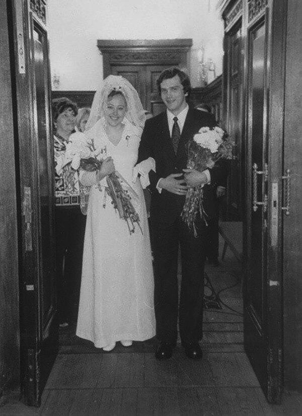 Наталья Хорохорина и Виктор Корешков