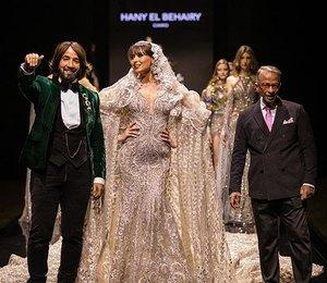 Как выглядит самое дорогое вмире свадебное платье за15 миллионов долларов