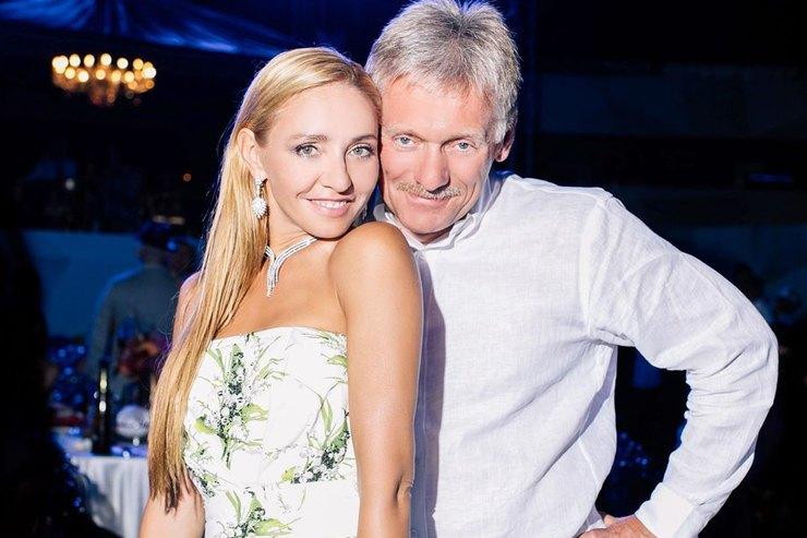 «Не мой типаж мужчины»: Татьяна Навка высказалась оДмитрии Пескове