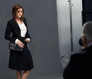 Кристен Стюарт, Элис Деллал и Ванесса Паради в новой рекламной кампании Chanel 3 Girls 3 Bags