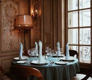 Ресторан «Кафе Пушкинъ» иMoёt&Chandon устраивают торжественный ужин
