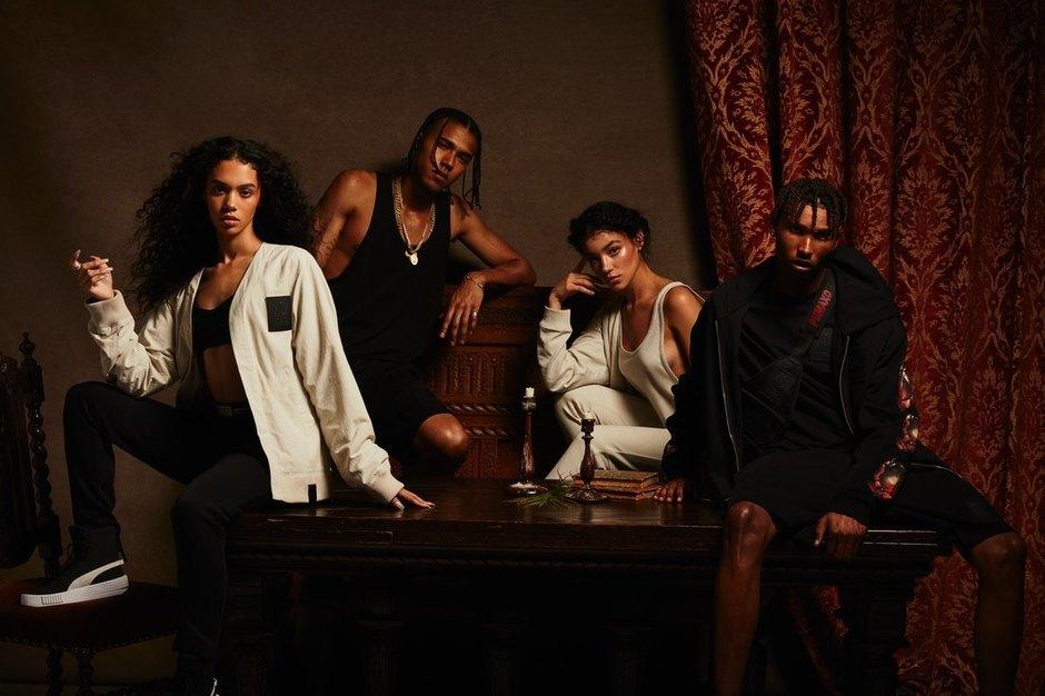 Puma x XO — новая коллаборация сThe Weeknd