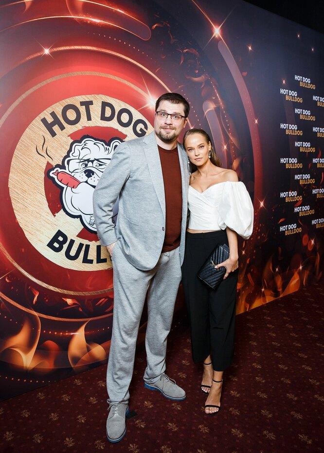 Гарик Харламов и Екатерина Ковальчук
