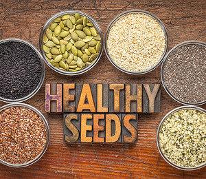 Зерна красоты: семена, которые стоит срочно добавить врацион