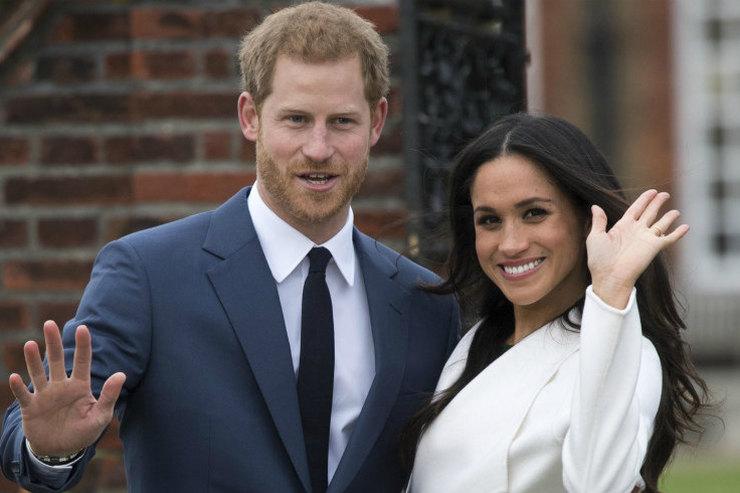 «Моя потрясающая жена»: принц Гарри нежно поздравил Меган Маркл сднем рождения