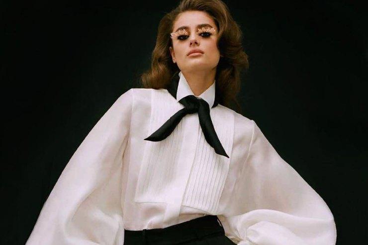 Школьная блуза длявзрослых: униформа выходит нановый уровень