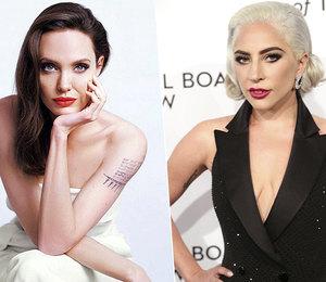 Страсти накаляются: Леди Гага хочет вытеснить Анджелину Джоли