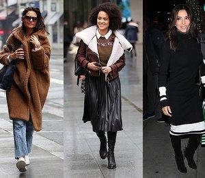 Сапоги как у Лопес, свитер как у Терон: 7 базовых вещей, которые точно нужно включить в зимний гардероб