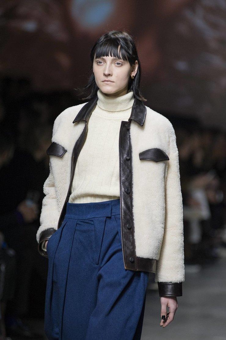 Twins Florence fashion show