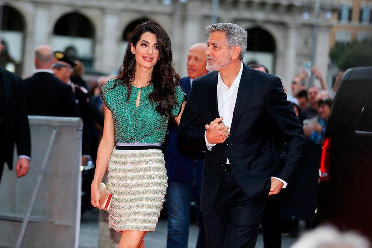 Как повторить стиль Амаль Клуни