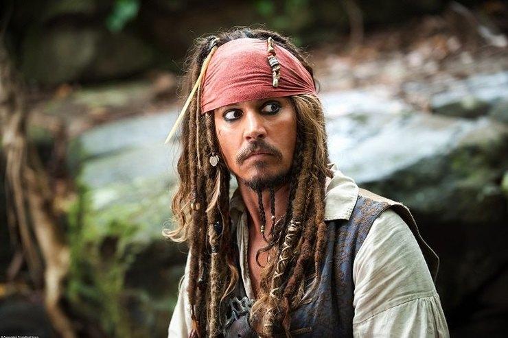 Джонни Деппа небудут снимать впродолжении «Пиратов Карибского моря»