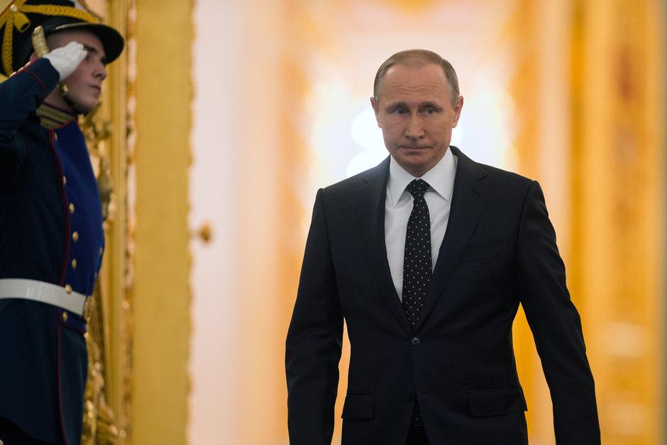 Владимир Путин двойник