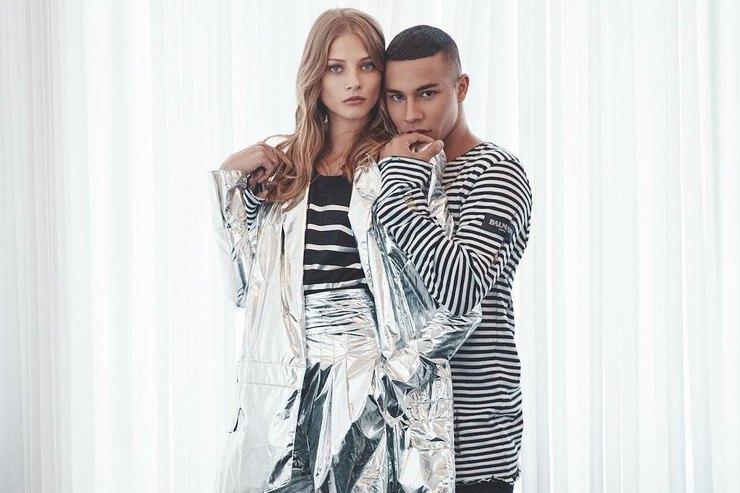 Balmain представят линию Haute Couture