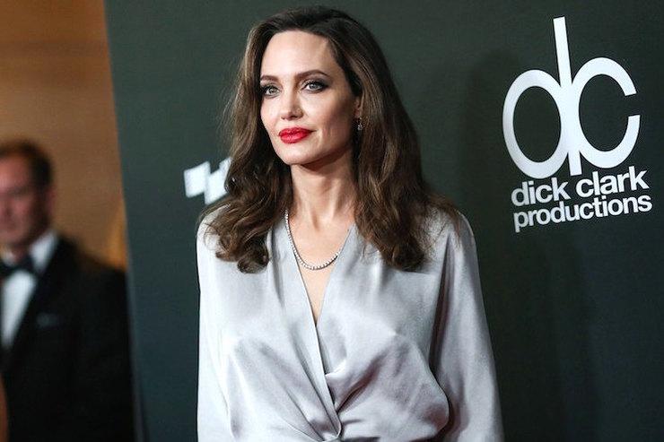 На грани: Анджелина Джоли весит меньше 11-летней дочери