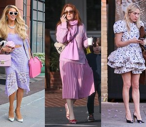 Розовые рюши и нелепые аксессуары: 6 звезд, которые одеваются не по возрасту