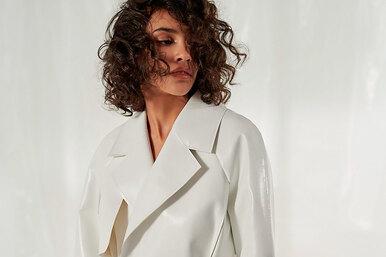 Яркие весенние пальто икостюмы вколлекции osome2some