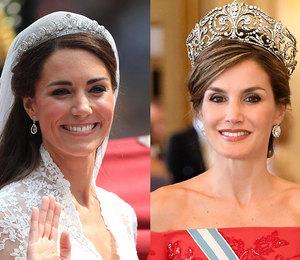 Бриллиантовые тиары и увесистые ожерелья: самые завораживающие украшения из коллекций современных королев и принцесс