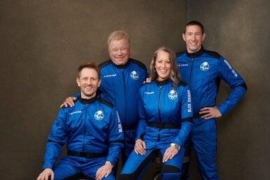 Вслед заЮлией Пересильд: исполнитель главной роли в«Звездном пути» отправился вкосмос ипоставил мировой рекорд